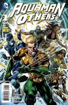 Aquaman and the Others #1