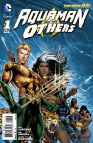 Aquaman and the Others 2014 - 2015 #1