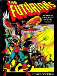 Marvel Graphic Novel 1982 - 1989 #9