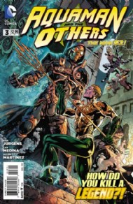 Aquaman and the Others 2014 - 2015 #3