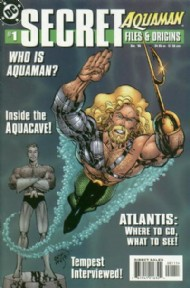 Aquaman Secret Files and Origins  #1