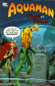 Aquaman: Death of a Prince 2011 #1