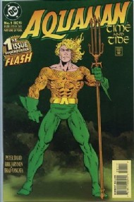 Aquaman: Time and Tide 1993 - 1994 #1