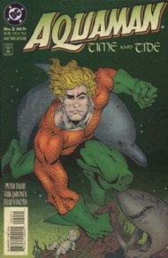 Aquaman: Time and Tide 1993 - 1994 #2