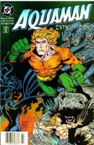 Aquaman: Time and Tide 1993 - 1994 #3
