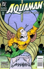 Aquaman: Time and Tide 1993 - 1994 #4