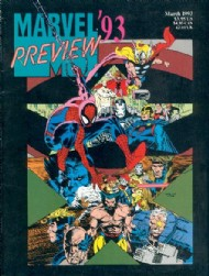 Marvel Preview '93 1993 #1993