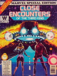 Marvel Special Edition: Close Encounters of the Third Kind 1978 #1