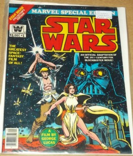 Marvel Special Edition: Star Wars #1
