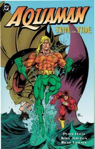 Aquaman: Time and Tide 1993 - 1994 #0