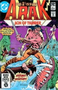 Arak, Son of Thunder 1981 - 1985 #1