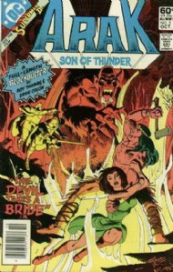 Arak, Son of Thunder 1981 - 1985 #2