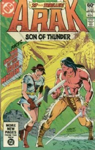 Arak, Son of Thunder 1981 - 1985 #3