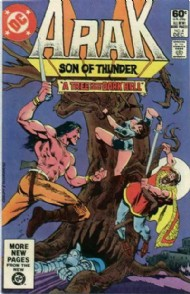 Arak, Son of Thunder 1981 - 1985 #4