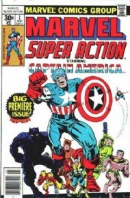 Marvel Super Action (2nd Series) 1977 - 1981 #1