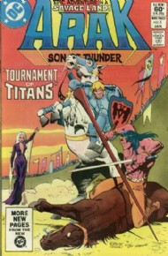 Arak, Son of Thunder 1981 - 1985 #5
