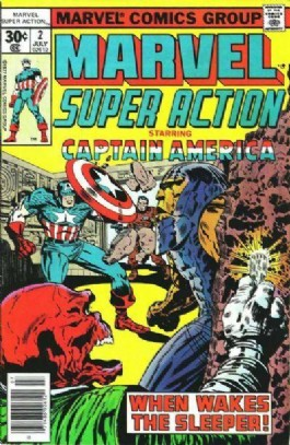 Marvel Super Action (2nd Series) #2