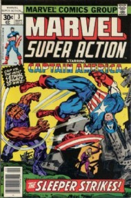 Marvel Super Action (2nd Series) 1977 - 1981 #3