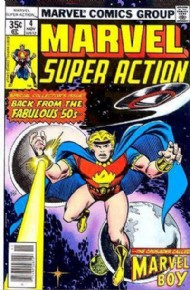 Marvel Super Action (2nd Series) 1977 - 1981 #4