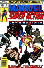 Marvel Super Action (2nd Series) 1977 - 1981 #6
