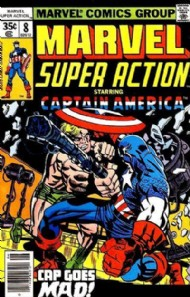 Marvel Super Action (2nd Series) 1977 - 1981 #8