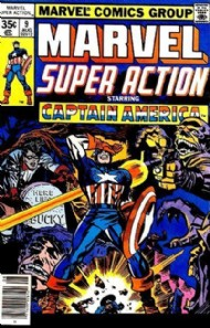 Marvel Super Action (2nd Series) 1977 - 1981 #9