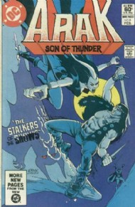 Arak, Son of Thunder 1981 - 1985 #6