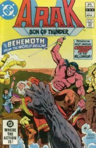Arak, Son of Thunder 1981 - 1985 #7