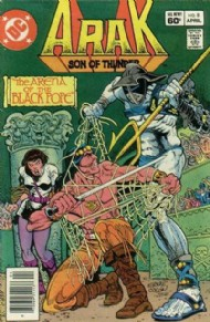 Arak, Son of Thunder 1981 - 1985 #8