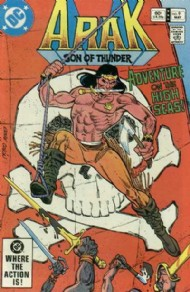 Arak, Son of Thunder 1981 - 1985 #9