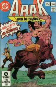 Arak, Son of Thunder 1981 - 1985 #10