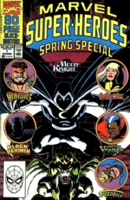 Marvel Super-Heroes (2nd Series) 1990 - 1993 #1