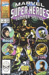 Marvel Super-Heroes (2nd Series) 1990 - 1993 #2
