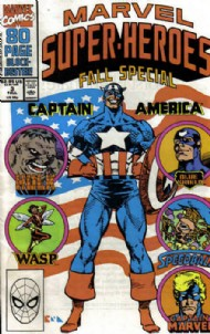 Marvel Super-Heroes (2nd Series) 1990 - 1993 #3