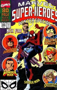 Marvel Super-Heroes (2nd Series) 1990 - 1993 #4