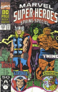 Marvel Super-Heroes (2nd Series) 1990 - 1993 #5