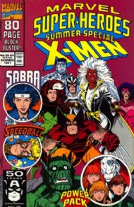 Marvel Super-Heroes (2nd Series) 1990 - 1993 #6
