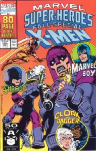 Marvel Super-Heroes (2nd Series) 1990 - 1993 #7