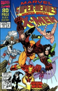 Marvel Super-Heroes (2nd Series) 1990 - 1993 #8