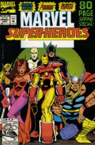 Marvel Super-Heroes (2nd Series) 1990 - 1993 #9