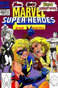 Marvel Super-Heroes (2nd Series) 1990 - 1993 #10