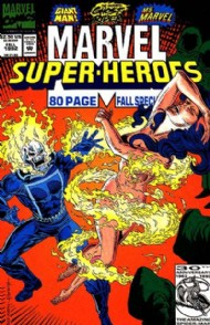 Marvel Super-Heroes (2nd Series) 1990 - 1993 #11