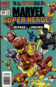 Marvel Super-Heroes (2nd Series) 1990 - 1993 #13