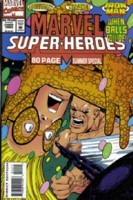 Marvel Super-Heroes (2nd Series) 1990 - 1993 #14