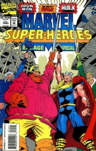 Marvel Super-Heroes (2nd Series) 1990 - 1993 #15
