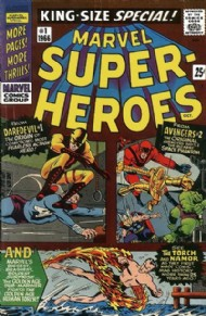 Marvel Super-Heroes King Size Special 1966 #1