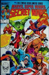 Marvel Super-Heroes Secret Wars 1984 - 1985 #1