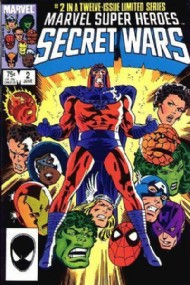 Marvel Super-Heroes Secret Wars 1984 - 1985 #2