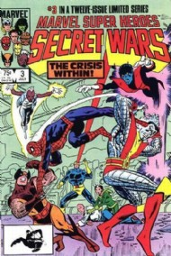 Marvel Super-Heroes Secret Wars 1984 - 1985 #3