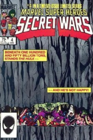Marvel Super-Heroes Secret Wars 1984 - 1985 #4